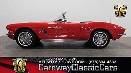 1962 Chevrolet Corvette for sale 100943707