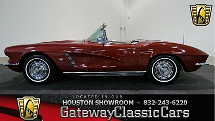 1962 Chevrolet Corvette for sale 100950029