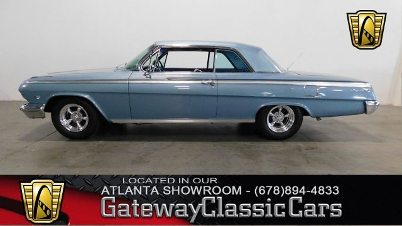 1962 Chevrolet Impala for sale 100878118
