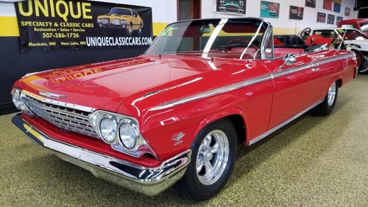 1962 Chevrolet Impala for sale 100881867