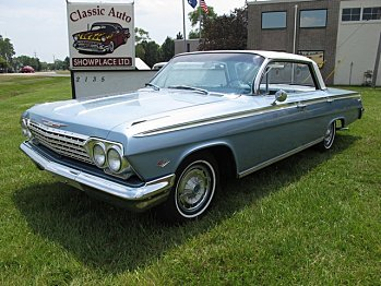 1962 Chevrolet Impala for sale 100882767