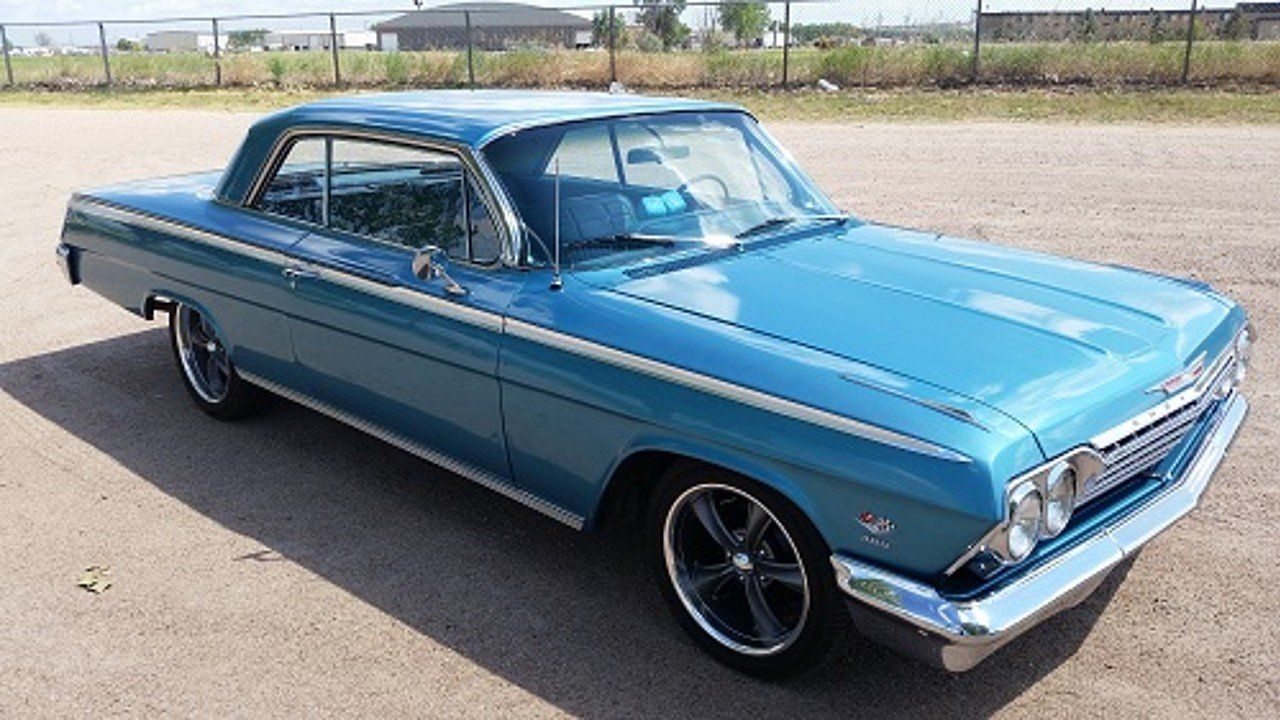 1962 Chevrolet Impala for sale 100887071