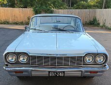 1962 Chevrolet Impala for sale 100774130