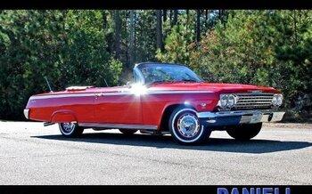 1962 Chevrolet Impala for sale 100886593