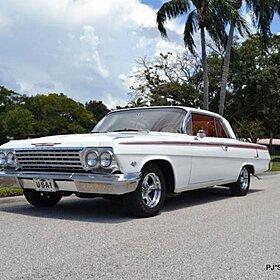 1962 Chevrolet Impala for sale 100896663
