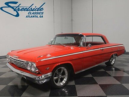 1962 Chevrolet Impala for sale 100945604