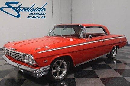 1962 Chevrolet Impala for sale 100957214