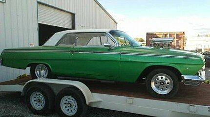 1962 Chevrolet Impala Clics for Sale - Clics on Autotrader