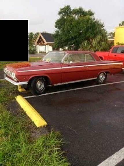 1962 Chevrolet Impala for sale 101004650