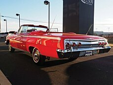 1962 Chevrolet Impala for sale 101017806