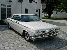 1962 Chevrolet Impala for sale 100887522