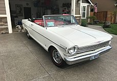 1962 Chevrolet Nova for sale 100893231