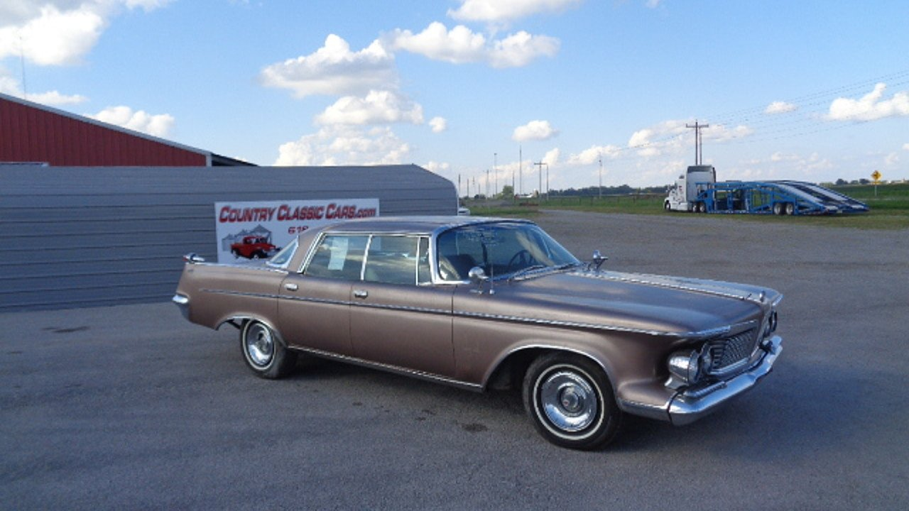 1962 Chrysler Imperial for sale 100876410
