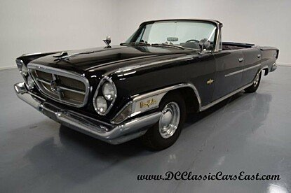 1962 Chrysler New Yorker for sale 100813367