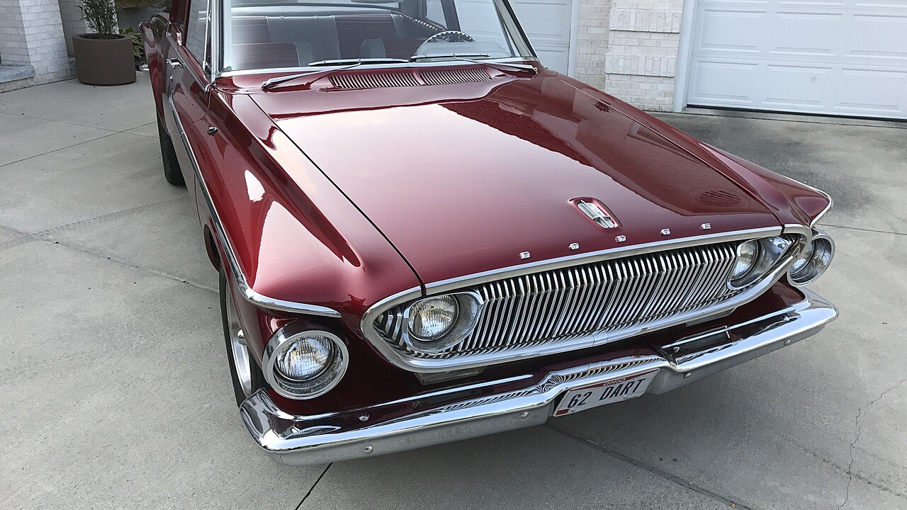 1962 dodge dart for sale near perrysburg ohio 43551. Black Bedroom Furniture Sets. Home Design Ideas