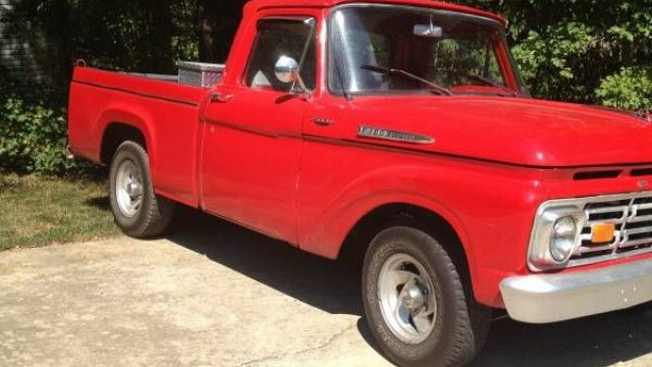 1961 Ford F100 Unibody Gateway Classic Cars 531 Ftl 62 Pick Up 1962 Classics For Sale On Autotrader