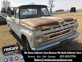 1962 Ford F100 for sale 100990778