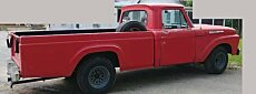 1962 Ford F100 for sale 100882905