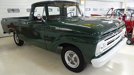 1962 Ford F100 for sale 100908248