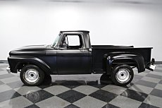 1962 Ford F100 for sale 100943156