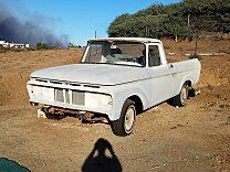 1962 Ford F100 2WD Regular Cab for sale 100974683