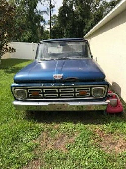 1962 Ford F100 for sale 101004654