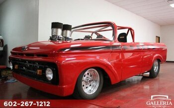 1962 Ford F100 for sale 101056962