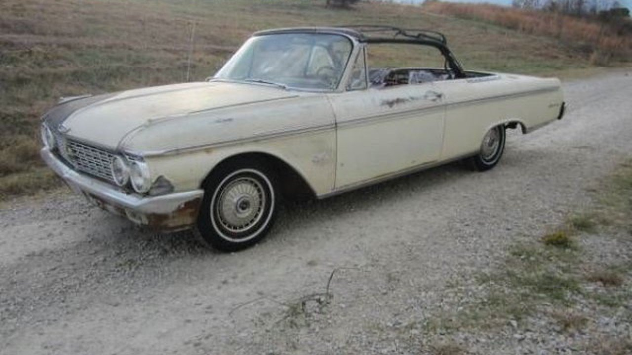 1962 Ford Galaxie for sale near Cadillac, Michigan 49601 - Classics ...