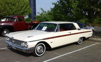 1962 Ford Galaxie for sale 100990394