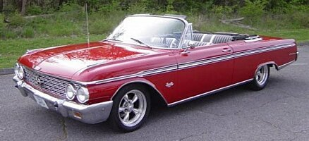 1962 Ford Galaxie for sale 100978277