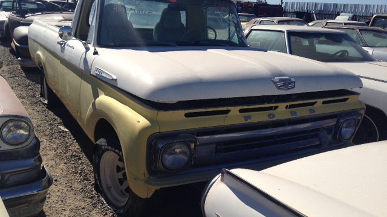 1962 Ford Other Ford Models for sale 100786015