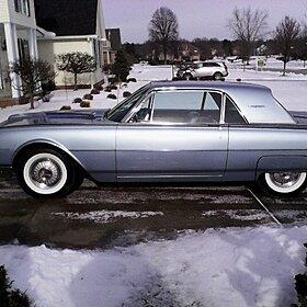 1962 Ford Thunderbird for sale 100841975