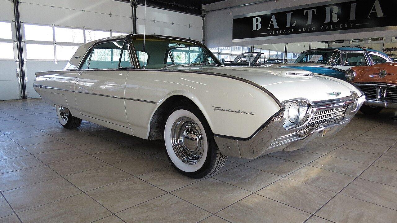 1962 Ford Thunderbird for sale near Saint Charles, Illinois 60174 ...