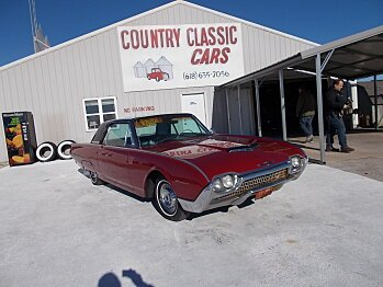 1962 Ford Thunderbird for sale 100788377