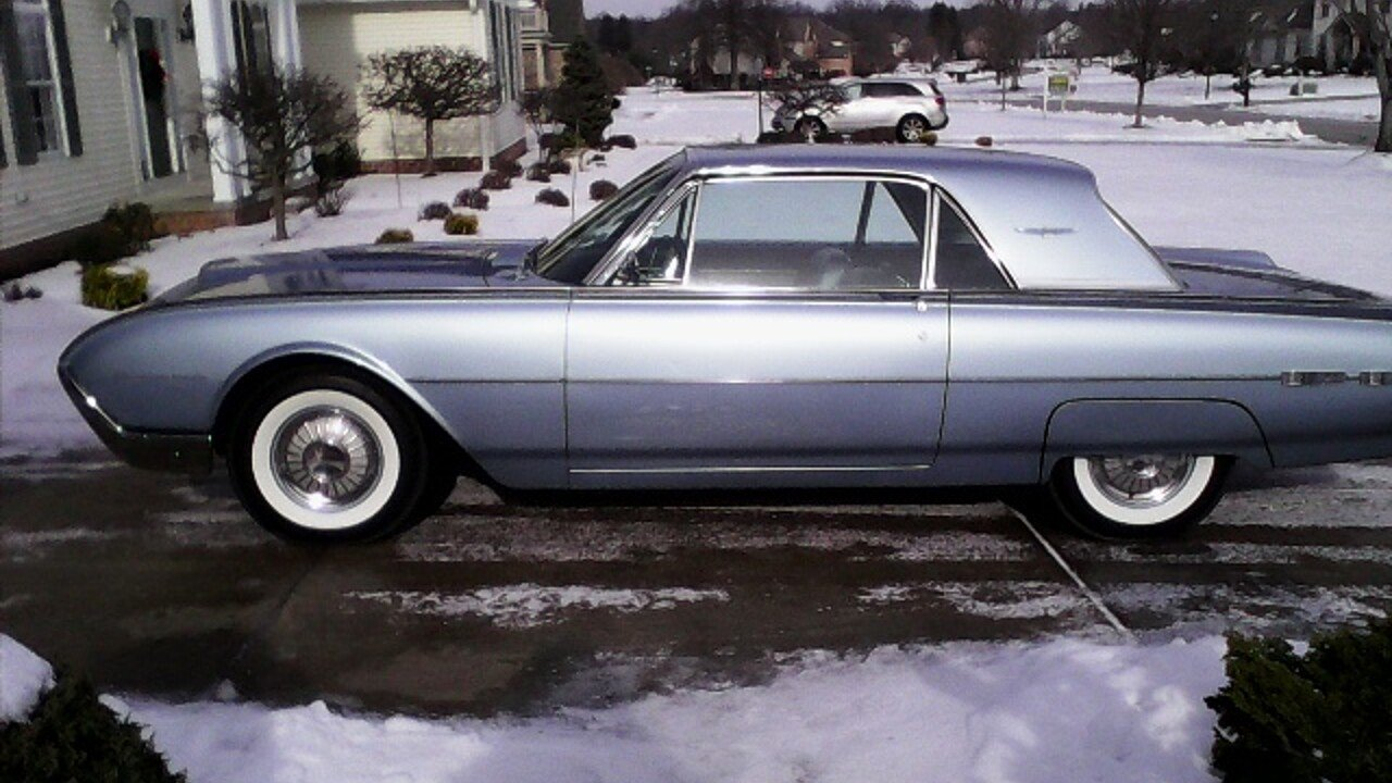 1962 Ford Thunderbird for sale 100841975