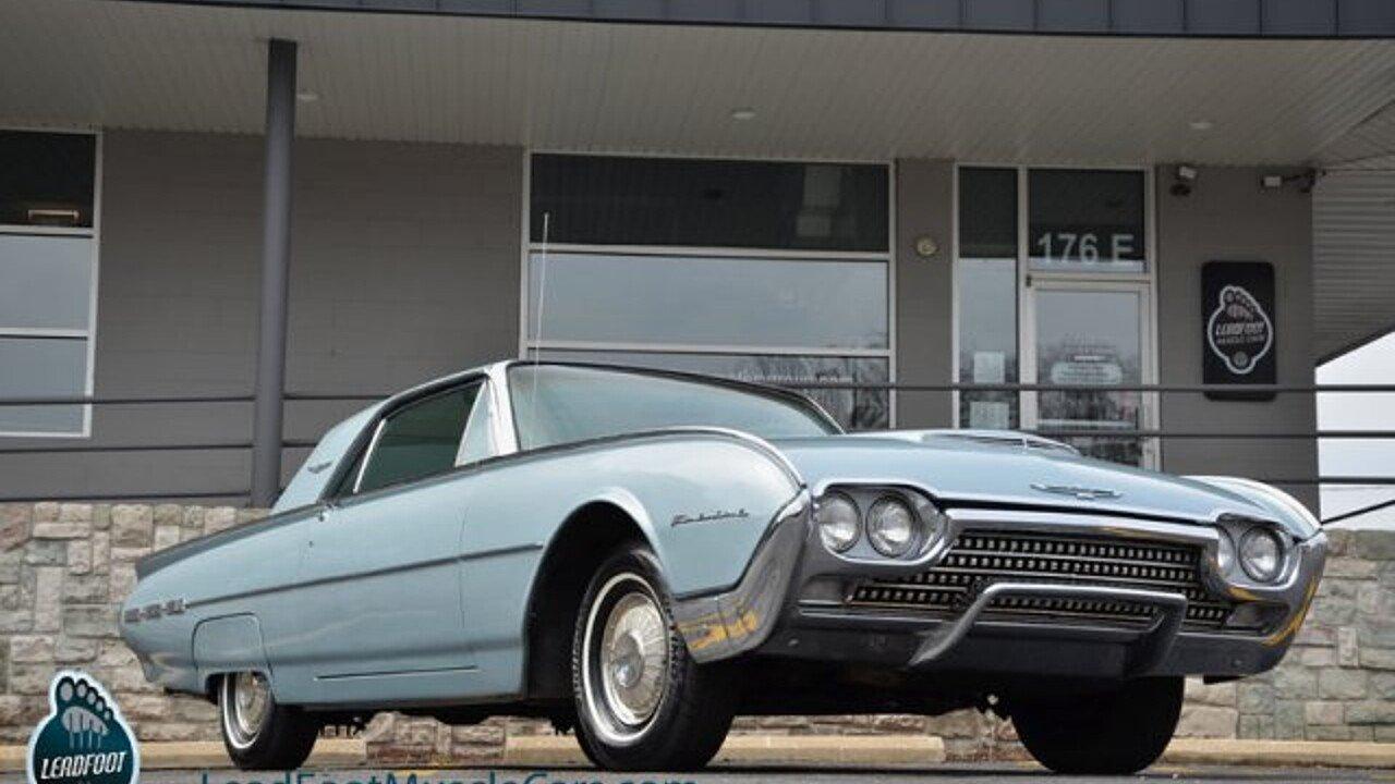 1962 Ford Thunderbird for sale near Holland, Michigan 49424 ...