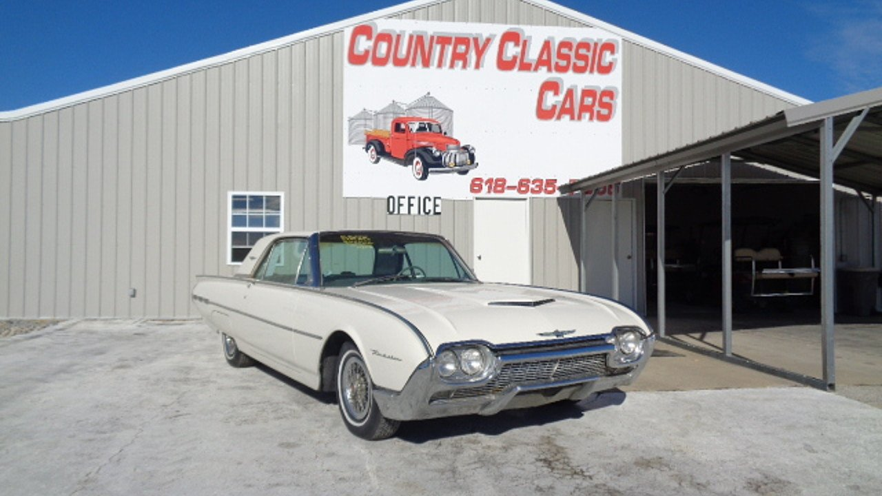 1962 Ford Thunderbird for sale near Staunton, Illinois 62088 ...