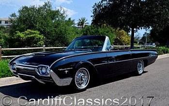 1962 Ford Thunderbird for sale 100952505