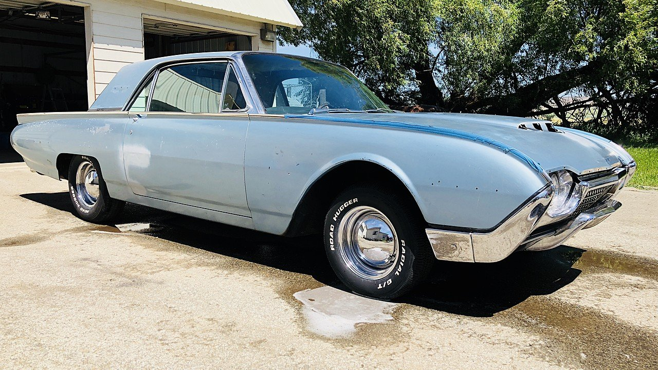 1962 Ford Thunderbird for sale 100993491