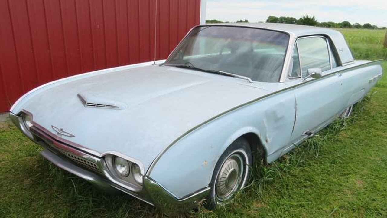 1962 Ford Thunderbird for sale 101005399