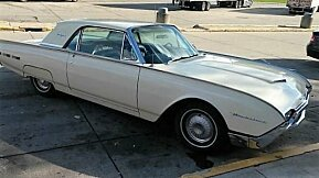1962 Ford Thunderbird for sale 100836204