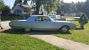 1962 Ford Thunderbird for sale 100843309