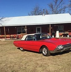 1962 Ford Thunderbird for sale 100846586