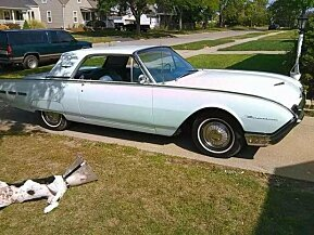1962 Ford Thunderbird for sale 100959111