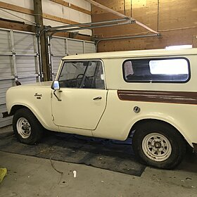 1962 International Harvester Scout for sale 100898760