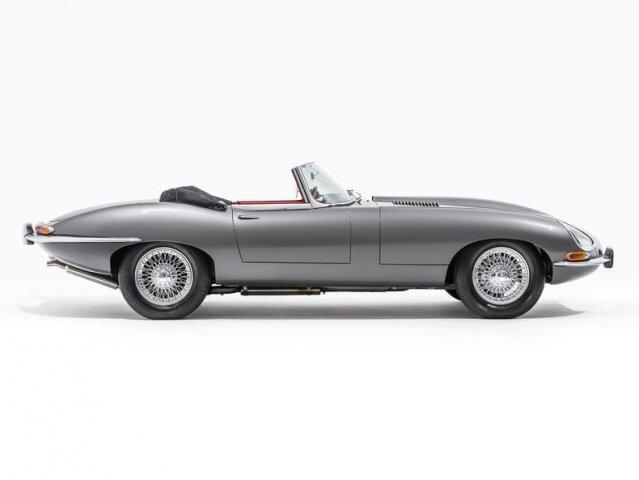 Charmant ... 1962 Jaguar E Type For Sale 100969235
