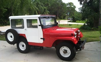 1962 Jeep CJ-5 for sale 100735779