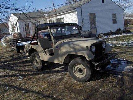 1962 Jeep CJ-5 for sale 100826869