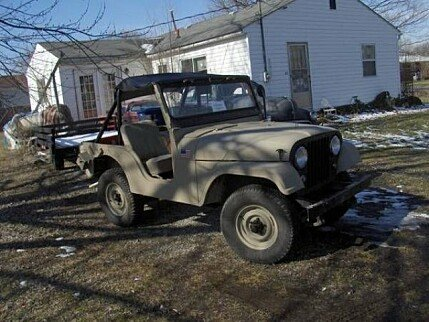 1962 Jeep CJ-5 for sale 100826869