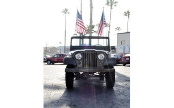 1962 Jeep CJ-5 for sale 100870728
